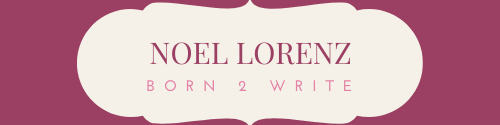 Noel Lorenz Blog